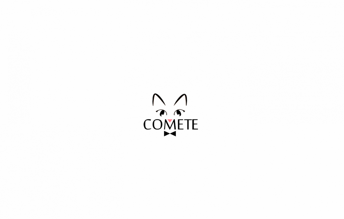 Logo Menu Comète-prod // Agence web - Création de site internet et communication WEB